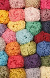 Paris colour chart ~ DROPS Design; lovely colors of cotton!