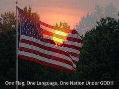 Flag- One Nation