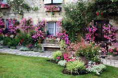 pretty yards | pretty yard