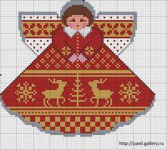 (1) Gallery.ru / Фото #2 - Новогодний или рождественский, кому как больше нравится))) - ksuxa24