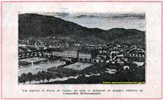 Poços de Caldas - Palace Hotel, 1925