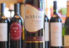 The Reverse Wine Snob: Re Midas Corvina 2012 - Fit For A King. Priced for a pauper. BULK BUY! 100% Corvina. $8 http://www.reversewinesnob.com/2014/01/re-midas-corvina.html
