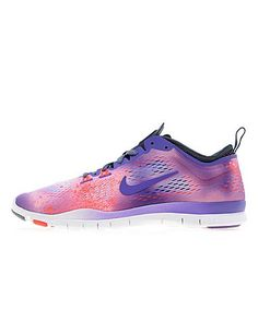 NikeFree 5.0 TR Fit 4 Print Love these!