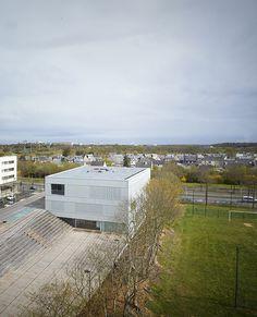 Gallery of St Jacques de la Lande Town Hall / LAN Architecture - 3