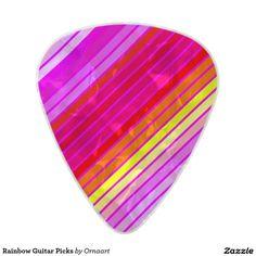 Rainbow Guitar Picks