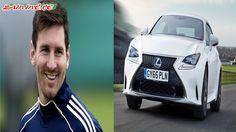 Top 5 Siêu xe Cực Đẹp của Lioneo Messi Đến Các Tỉ Phú Cũng Phải Mơ Ước S...