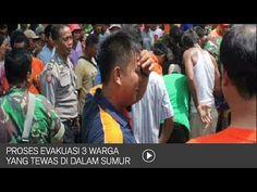Tiga Orang Warga yang hendak menguras sumur, tewas. Selasa (1/12/2015) Pagi. Diduga akibat gas beracun. Evakuasi korban di dalam sumur sedalam Sepuluh meter, di Dusun Kembang Gading, kabupaten Grobogan, Jawa Tengah, berlangsung dramatis