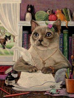 It's a cat's life <3