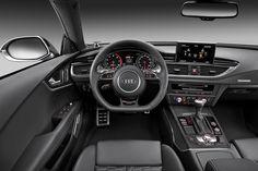 2014 AUDI RS7 sportback interior