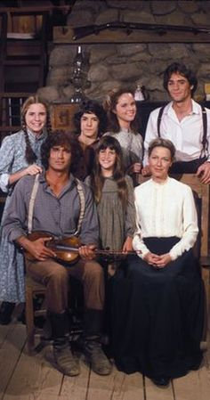 Little House on the Prairie...Created by Blanche Hanalis.  With Melissa Gilbert, Michael Landon, Lindsay Greenbush, Sidney Greenbush. The life and adventures of the Ingalls family in the 19th century American West.