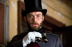 Jude Law in Anna Karenina as Karenin