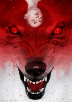 Bao Pham ~ Shades of Red: A modern day retelling of 'The little red riding hood'