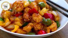 Pollo Agridulce - Cocina Asiática