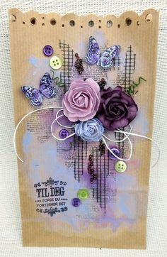 1-posekort i lilla-syrin