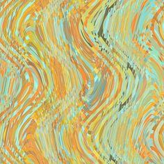 Rustic Waves  by Lisa Argyropoulos