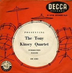 the tony kinsey quartet
