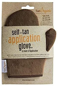 Amazon.com : TanOrganic Self-Tan Application Glove for Streak-Free Sunless Indoor Tanning : Beauty Lotion, Gloves, Self, Beauty Book, Indoor, Amazon, Summer, Free, Interior