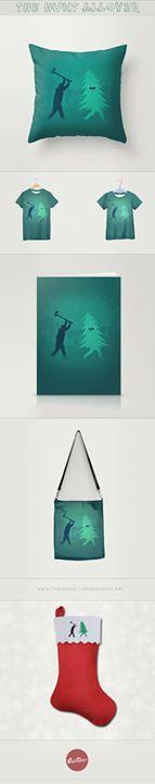 #HUNT #AGAIN #lumberjack vs #christmastree #humor #beanie by @badbugs_art @Threadless http://ift.tt/2eIEs6Z  #Threadless #xmas #woodworker - http://ift.tt/1Ogt3bY #art #design