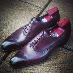 Gaziano & Girling - Bespoke Benchmade Footwear