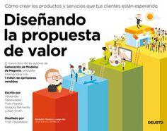 Diseñando la propuesta de valor : cómo crear los productos y servicios que tus clientes están esperando / escrito por: Alex Osterwalder, ... [et al.]