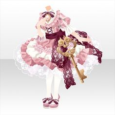 Fashion Games, Party Fashion, Girl Fashion, Anime Outfits, Cool Outfits, Anime Dress, Cocoppa Play, Fashion Design Drawings, Anime Costumes