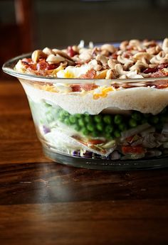 7 (or 8 or 9) Layer Salad