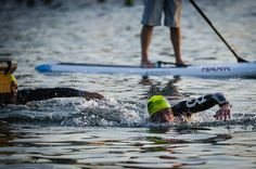 Andy Potts' Cold-Water Swim Tips
