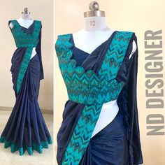 Shop Silk Sarees with Worldwide Shipping New Saree Blouse Designs, Cutwork Blouse Designs, Blouse Designs Catalogue, Fancy Blouse Designs, Seda Sari, Designer Blouse Patterns, Skirt Patterns, Coat Patterns, Sewing Patterns