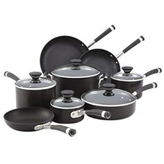 Need This:  Circulon Acclaim Hard anodized Nonstick 13