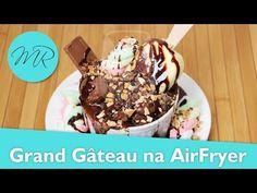 Grand Gâteau na AirFryer | Fritadeira sem Óleo - AirFryer