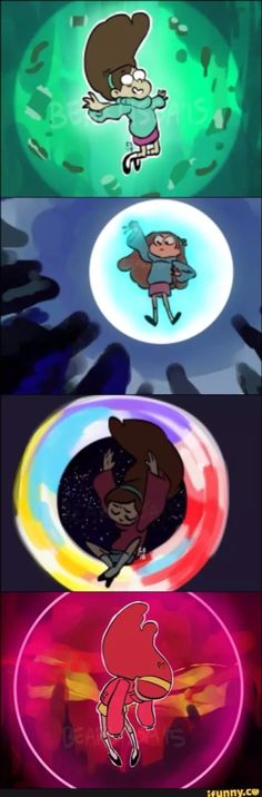 Mabel...is really one of the most powerful characters on the show. It seems like she always helps important plot points happen, whether they be episodic or for the overall story arc