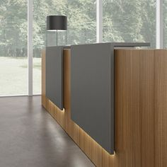 counter or reception desk Detail