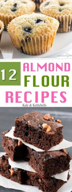 12 Low Carb Almond Flour Recipes for Weight Loss on Keto Diet I am so glad I found the BEST gluten free sugar free almond flour recipes for ketogenic diet! Now I have 12 healthy low carb recipes to try for desser. Free Keto Recipes, Healthy Low Carb Recipes, Low Carb Desserts, Ketogenic Recipes, Low Carb Keto, Dessert Recipes, Ketogenic Diet, Diet Recipes, Sugar Free Recipes Easy