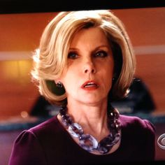 Tune into The Good Wife on ABC to see some jewelry pieces by PONO! #PONO #TheGoodWife