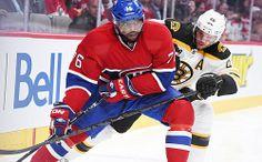 Boston Bruins need David Krejci to catch up with P.K. Subban