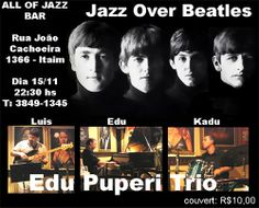 Edu Puperi Trio Play Beatles