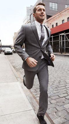 mrxlifestyle: gray suiting