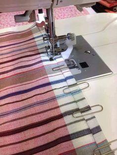 Sewing Basics, Sewing Hacks, Sewing Tutorials, Techniques Couture, Sewing Techniques, Sewing Clothes, Diy Clothes, Costura Fashion, Sewing Lessons