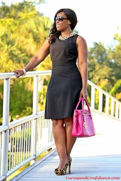 Curves and Confidence | Inspiring Curvy Women One Outfit At A Time