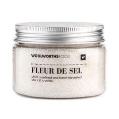 Fleur De Sel Salt 160g - available at woolworths south africa