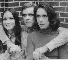 Francisco Cuoco e Dina Sfat usavam blusa cacharrel