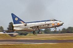 English Electric Lightning F2A at RAF Gütersloh