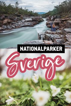 Nationalparker i Sverige från norr till söder Places To Travel, Places To Go, Sweden Travel, Road Trip, Kid, Adventure, Child, Destinations, Holiday Destinations