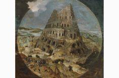 La historia de la Torre de Babel - MISTÉRICA