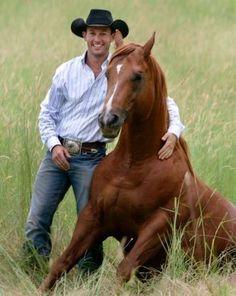 Kentucky Horse Park  Save a horse, ride a cowboy!