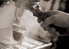 Espresso Shot! Bom Dia Coffee!