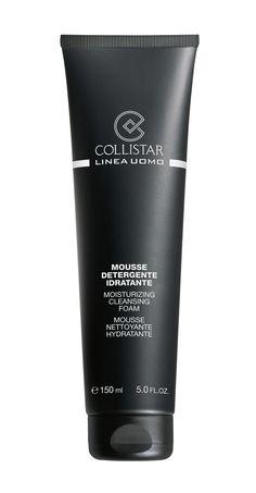 Mousse Detergente Idratante#Collistar #man #uomo #beauty #look #mousse #detergente