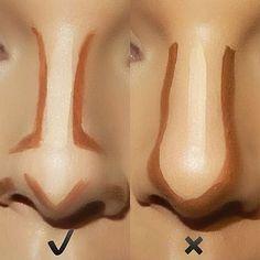 Pele - Contorno de nariz                                                                                                                                                      Mais