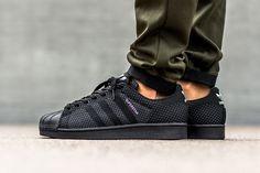 "adidas Originals Superstar Weave ""Core Black"""