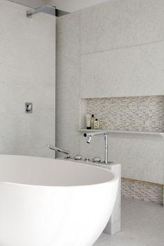 Bathroom - niche treatment